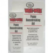 Wee Wee Housebreaking Aid Pet Training Size: 8 Ounce