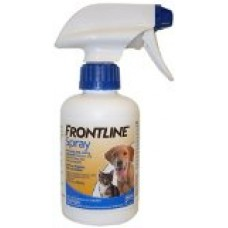 Frontline Flea and Tick Treatment Dog/Cat Spray, 8-1/2-Ounce