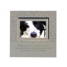 Heavenly Stars Pet Memorial Photo Frame