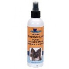 Coastal Pet Products DCPW6270 Advance Dog Housebreaking Aid Potty Training Scent, 8-Ounce