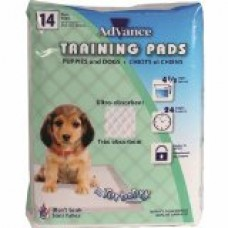 Coastal Pet Products Coastal Advance Housebreaking Pads 14 pack Training & Behavioral Aids