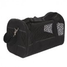ColorPet Soft Sided Travel Pet Carrier, Ultimate Comfort Airline Approved New Compact Designed for Dog and Cat (Black)