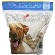 Checkups- Dental Dog Treats, 24ct 48 oz. for dogs 20+ pounds