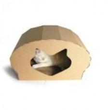 Dome Cat Bed Color: Natural
