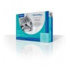 EFFIPRO Topical Solution For Cats, 6 Month Supply