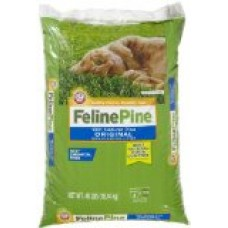 Feline Pine  Original Cat Litter, 40-Pound Bags