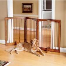 3-Panel Pet Gate-36