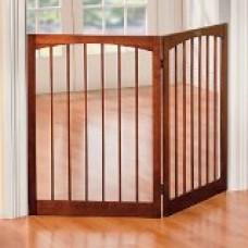 2-Panel Pet Gate-36