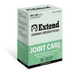 Extend - Joint Care For Dogs - 1 Month Supply - Glucosamine for Dogs with MSM & Ascorbic Acid - Pure Grade Ingredients - 100% Money Back Guarantee