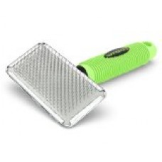 Best Slicker Brush For Dog Grooming - 60% Off Retail Price - Provides Excellent Pet Grooming Results With Minimal Effort - Reduces Pet Hair in Your Household - Gentle But Effective on Your Dog's Coat - Also an Excellent Deshedding Tool With 10 Year Guaran